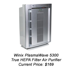Best Home Purifier Winix PlasmaWave 5300